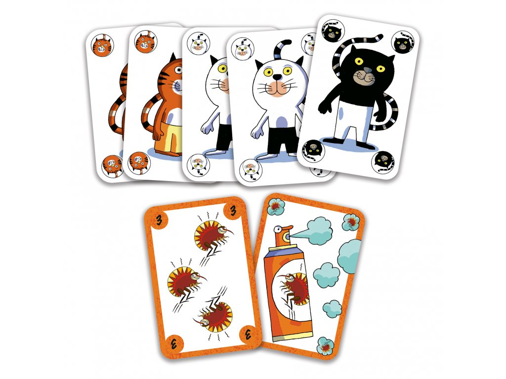 Karetní hra Sakapuss
