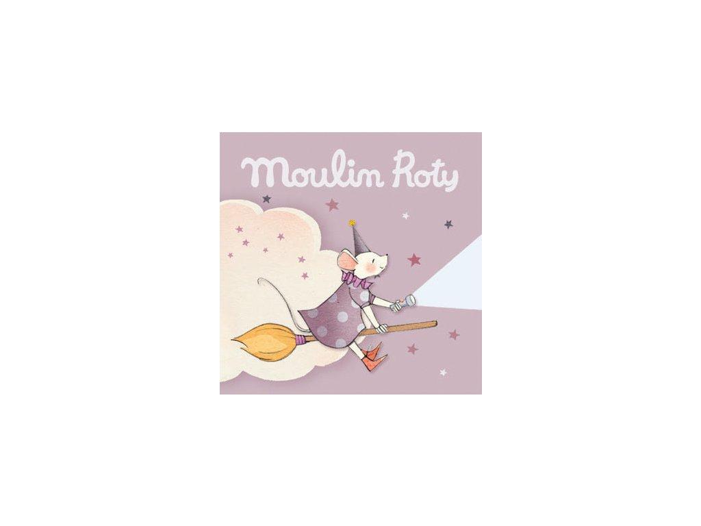 MOULIN ROTY Promítací kotoučky Kouzlení myšky