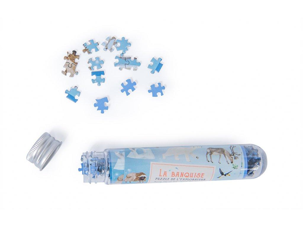 MOULIN ROTY Mini puzzle Lední zvířata