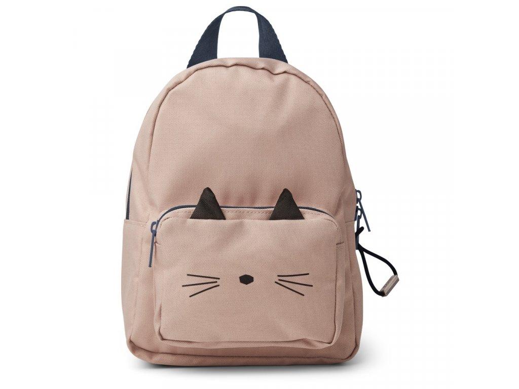 LW12800 Saxo mini backpack 0022 Cat rose Extra 0