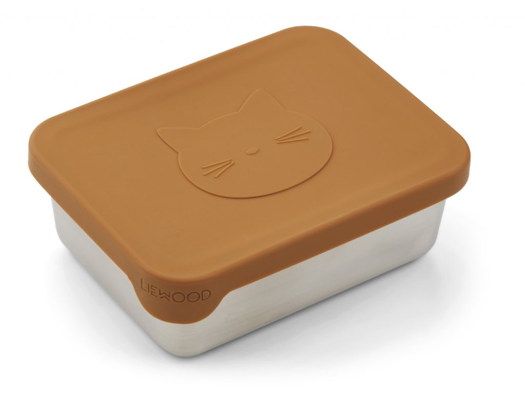 LW14193 Ako snack box 9413 Cat mustard Extra 0