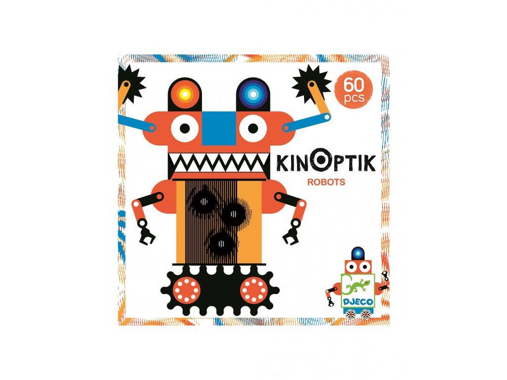 DJECO KINOPTIK: Roboti