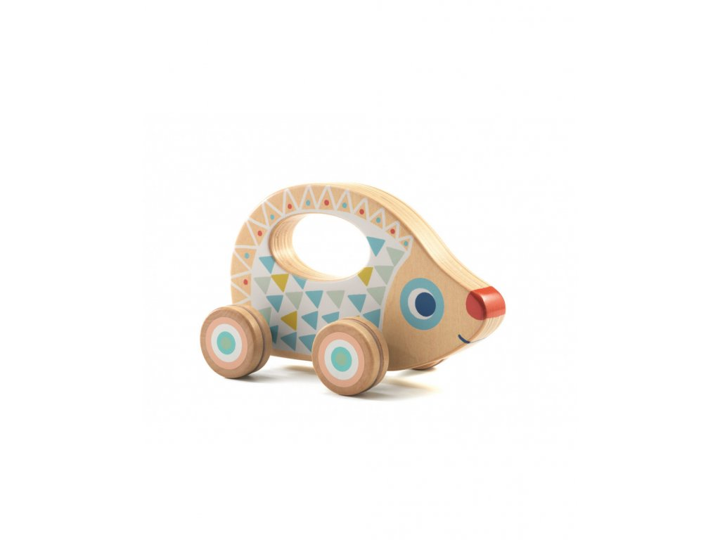 DJECO Speedy ježek pro nejmenší