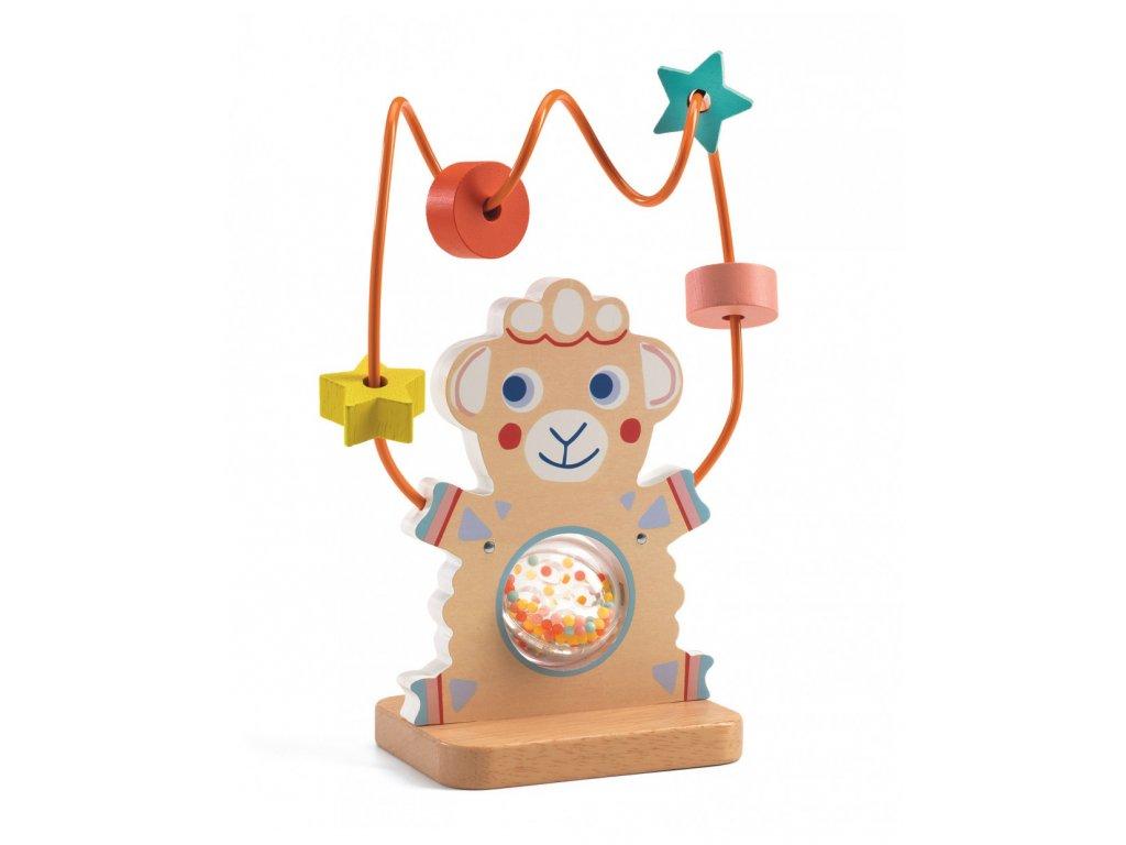 Activní hračka Ovečka