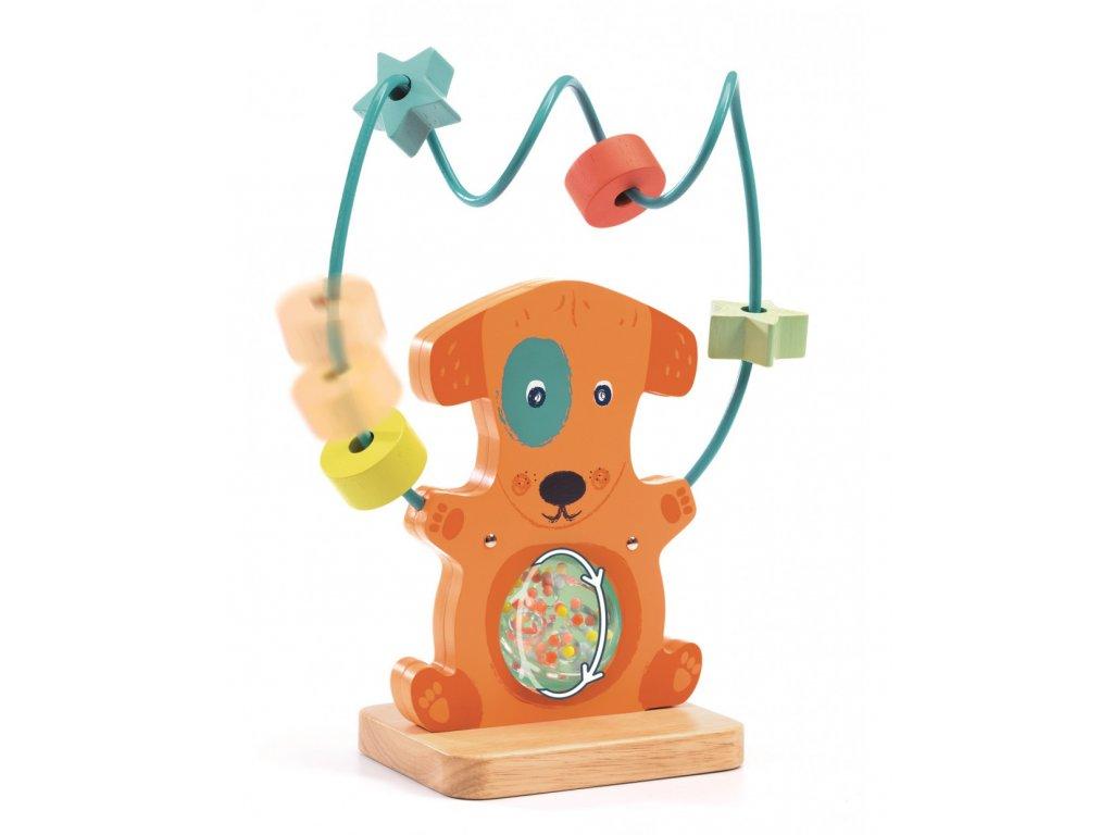 Aktivní hračka pejsek