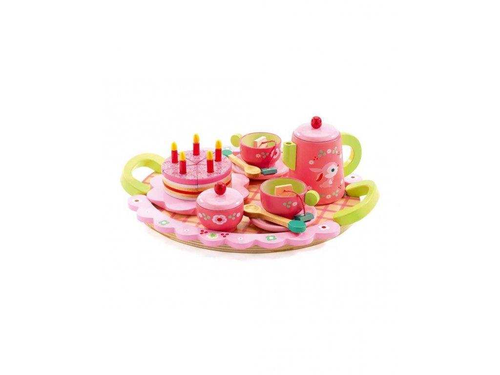 Lili čajová párty