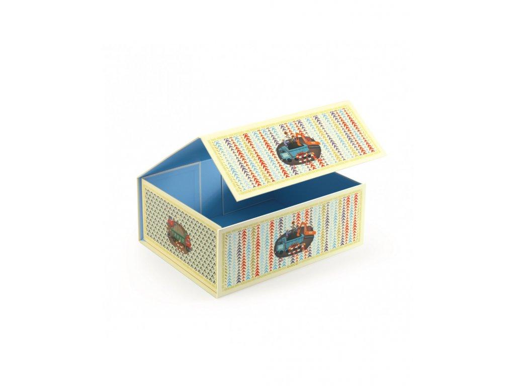 Úložný box z řady Traffic