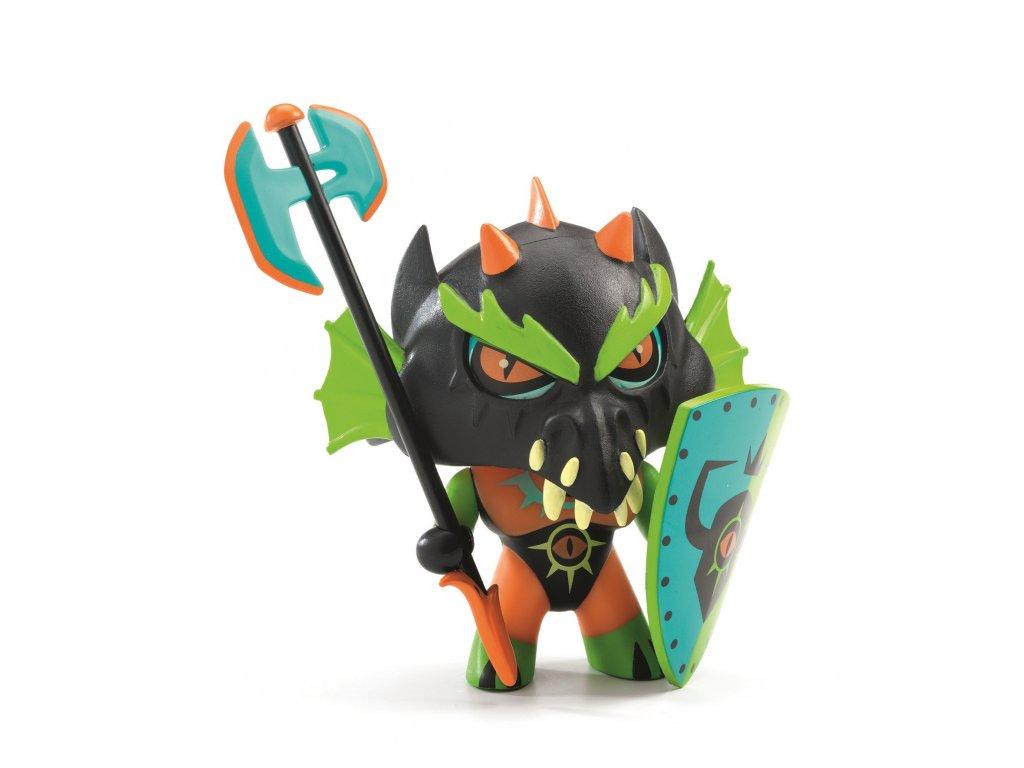 DJECO Figurka Černý drak