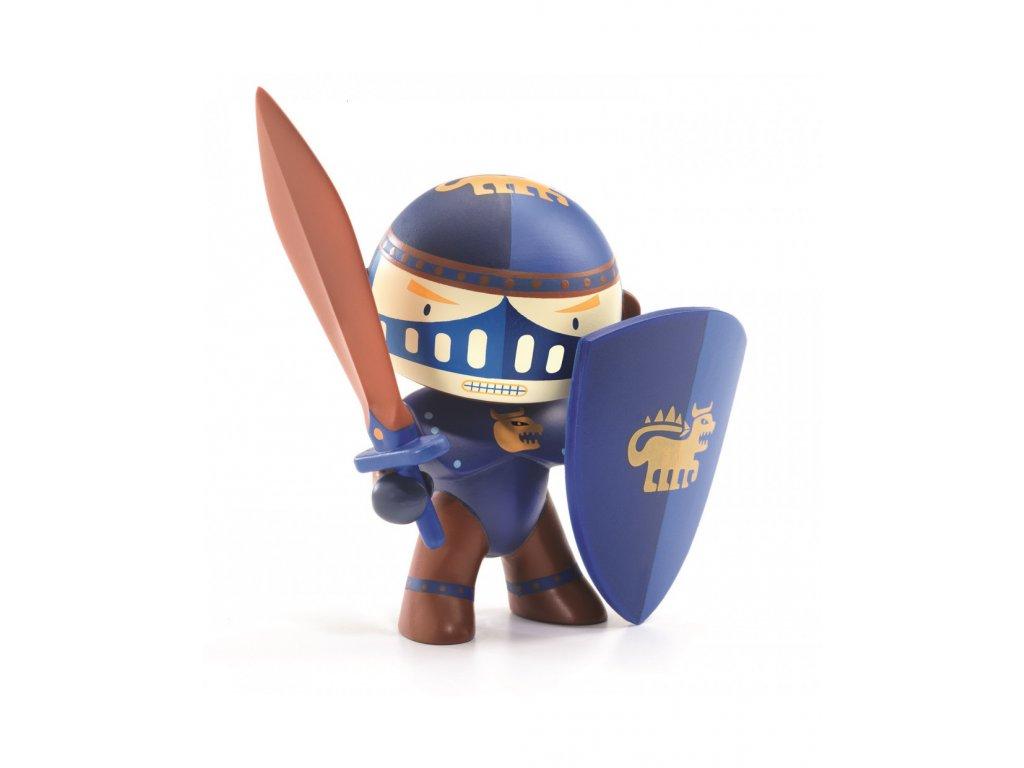 Figurka Modrý rytíř