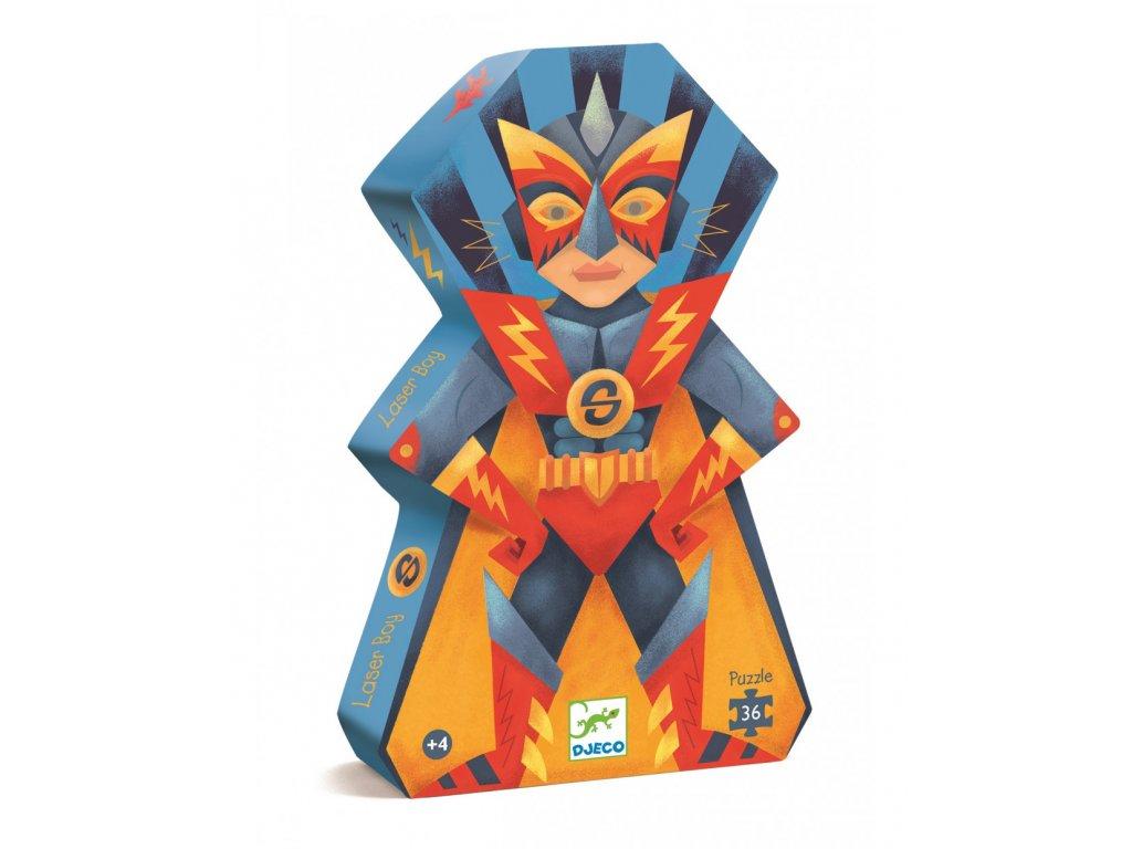 Puzzle Superhrdina