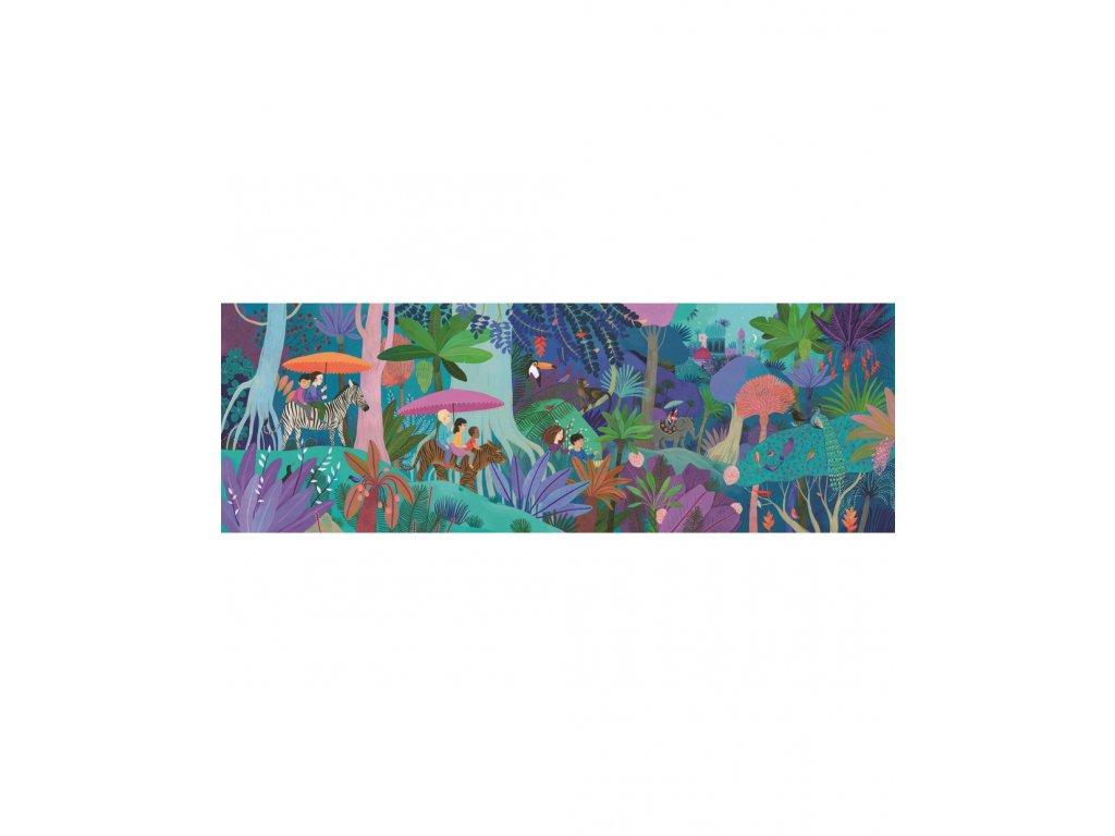 Puzzlový obraz Dětská procházka - 200 dílků