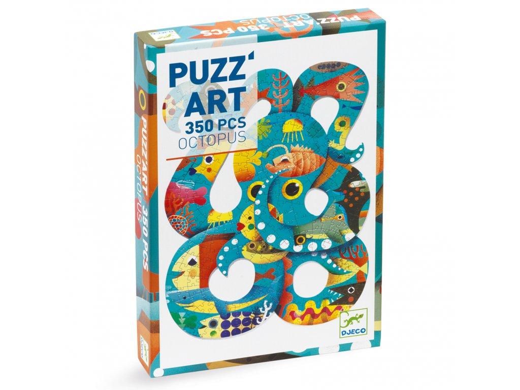 Puzzle Octopus  - 350pcs