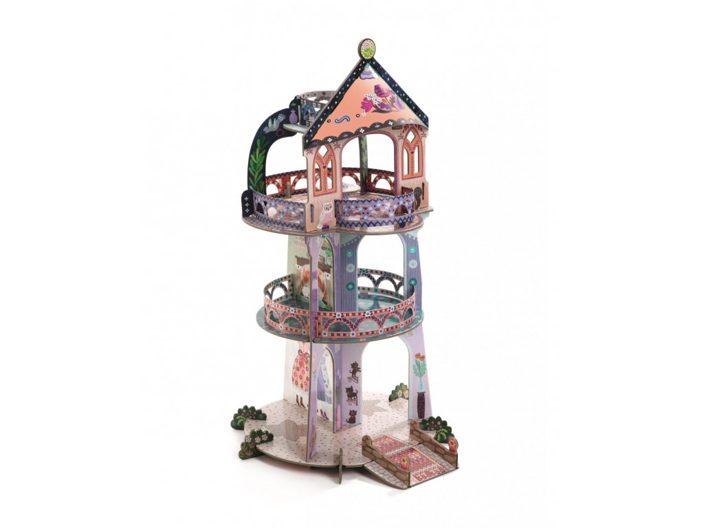 3D Kouzelná věž
