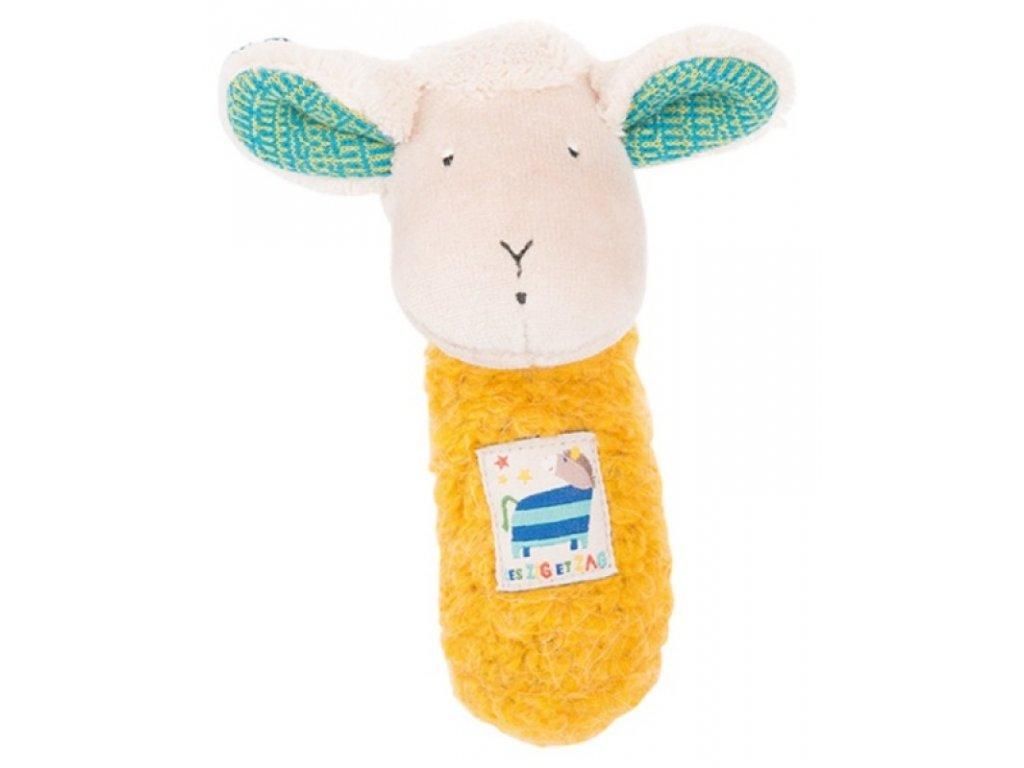 Moulin Roty Hochet mouton les zig et zag 32191