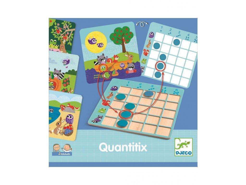 DJECO EDULUDO - Quantitix