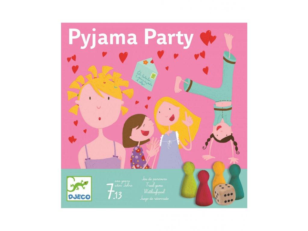 Hra Pijama party