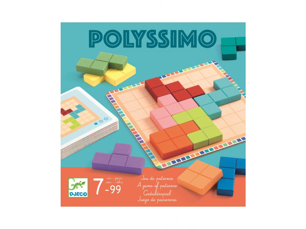 DJECO Polyssimo
