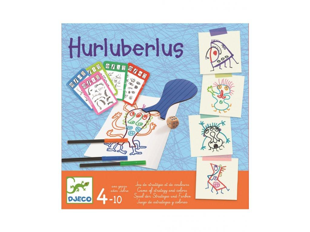 Hra HURLUBERLUS
