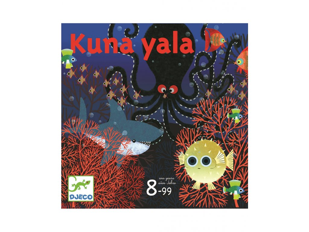 DJECO Strategická hra Kunayala