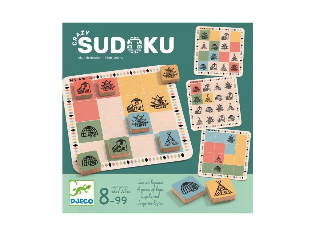 Hra bláznivé Sudoku