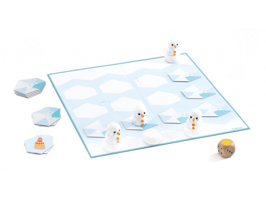 Stolní hra Sněhuláci