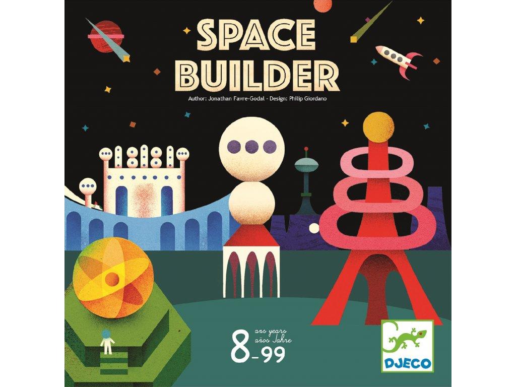 DJECO Stolní hra Vesmírný stavitel