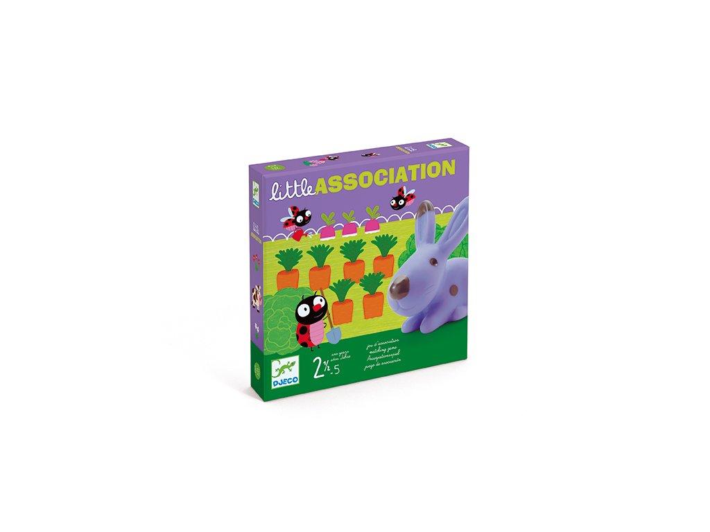 Hra malá asociace
