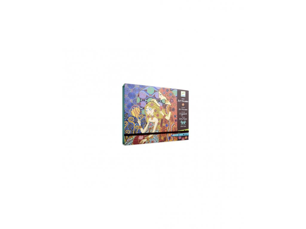 Výtvarný set Klimt