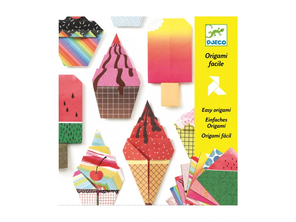 Origami Sladké dobroty