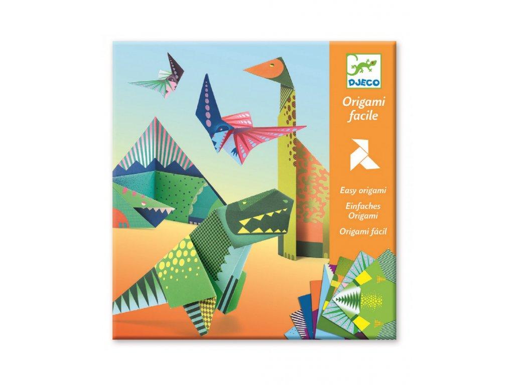 DJECO Origami Dinosauři