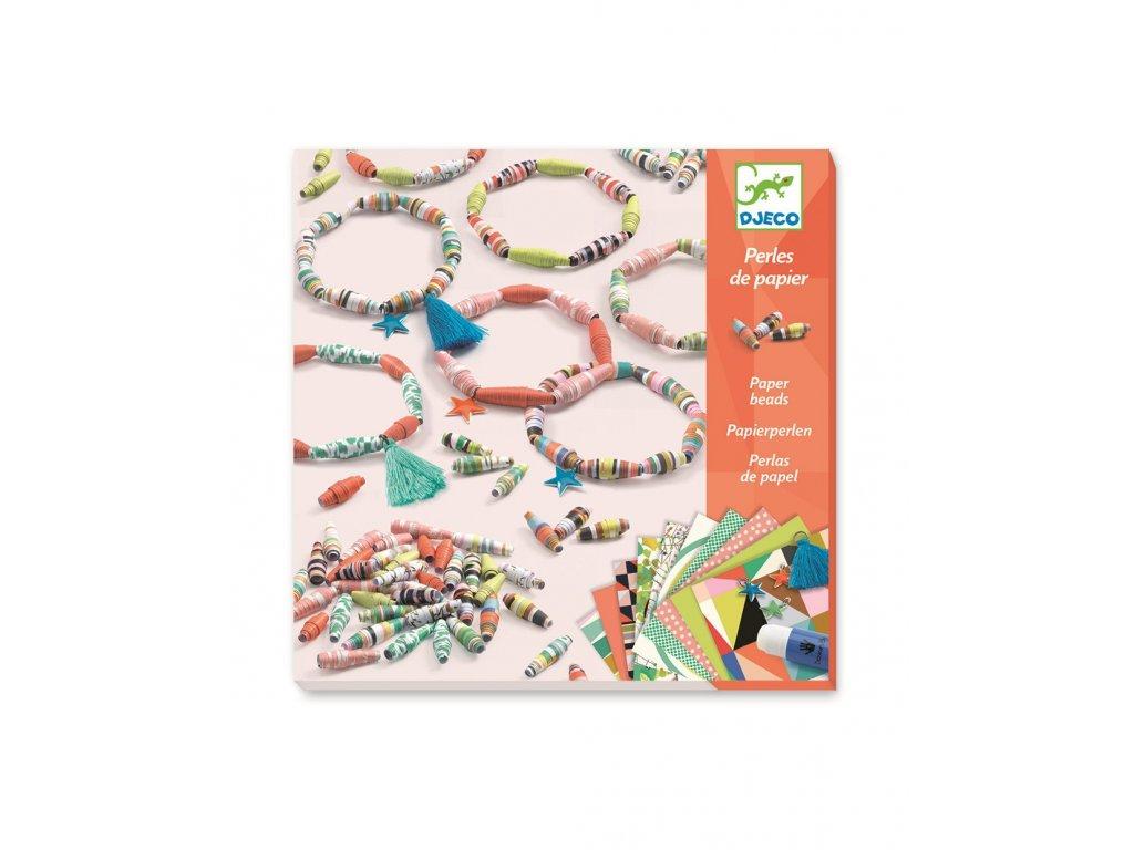 DJECO Malé dekorace - pestrobarevné náramky