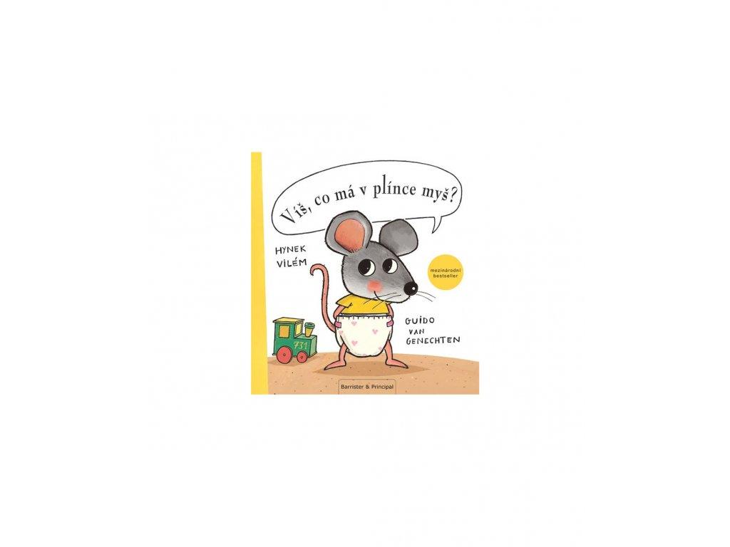 Víš, co má v plínce myš?