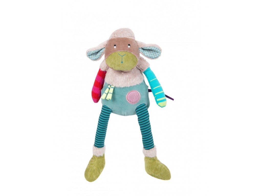 MOULIN ROTY Velká plyšová ovečka