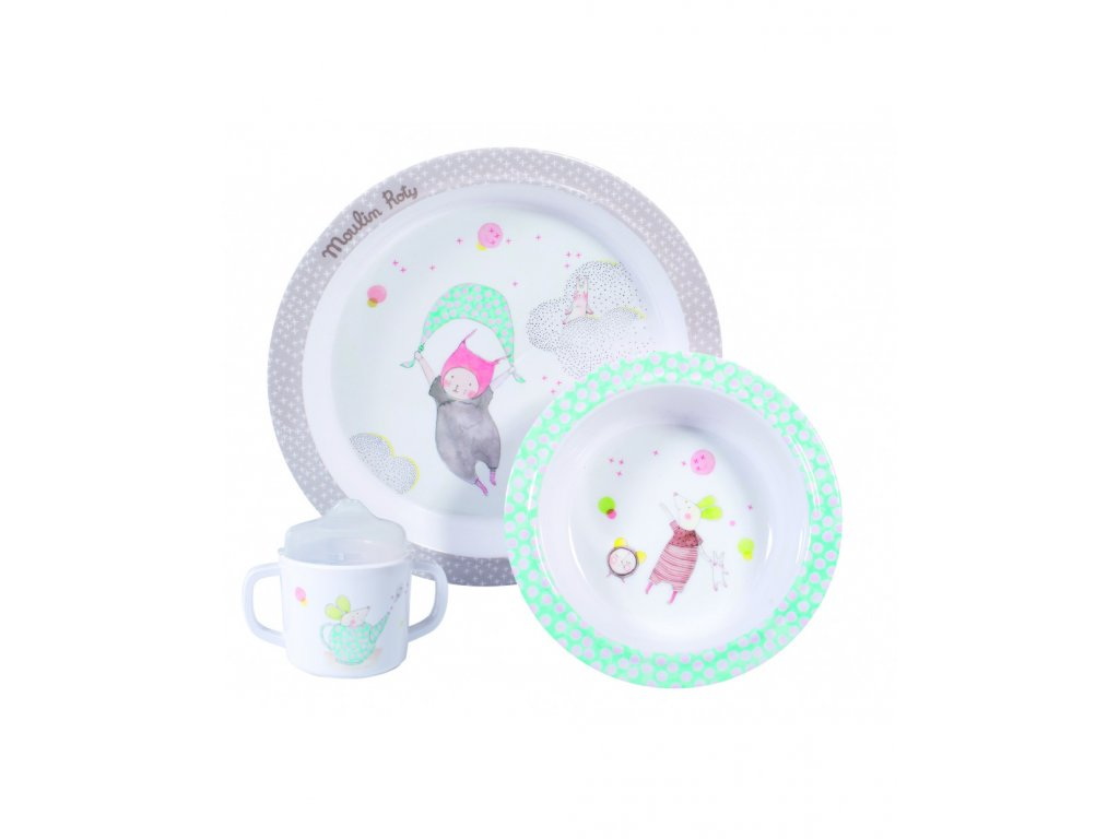 MOULIN ROTY Dětské nádobí Le Petit