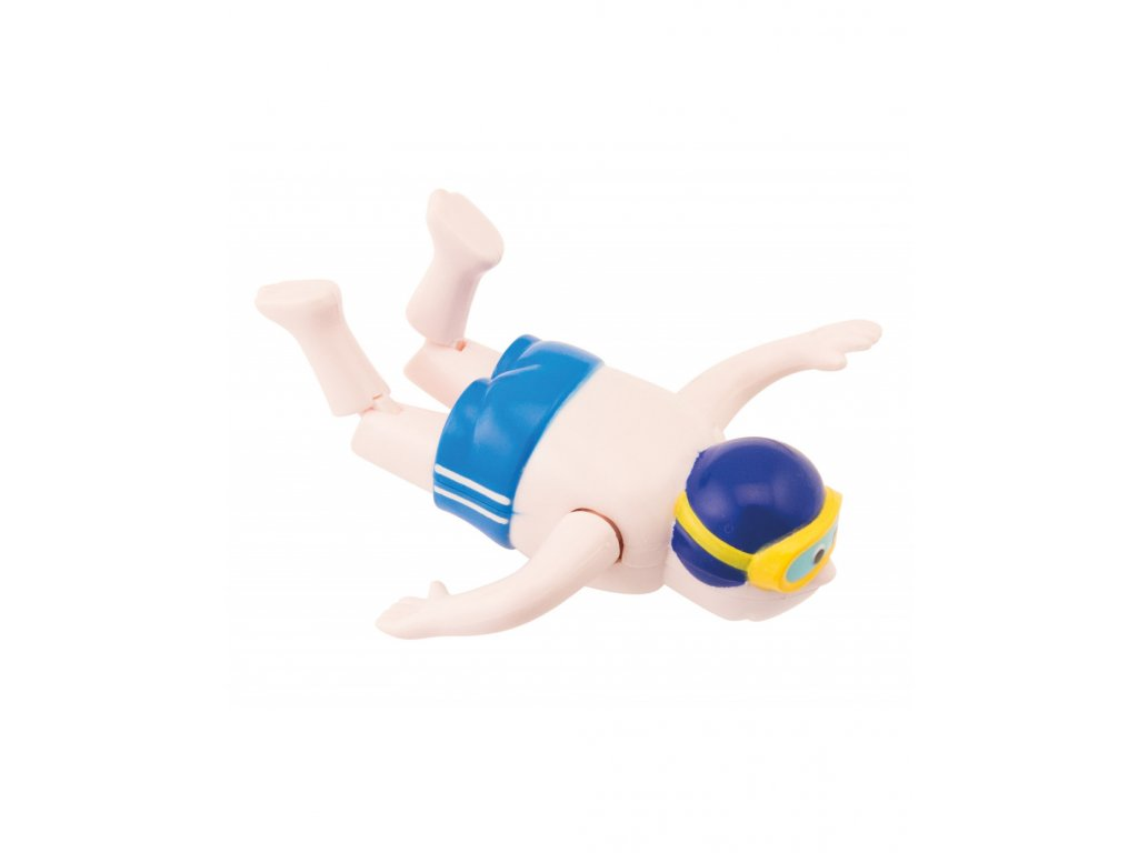 Plaváček kluk