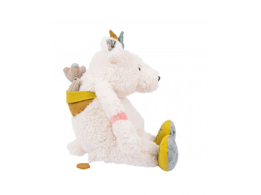 Hrací Lední medvídek s kamarádem