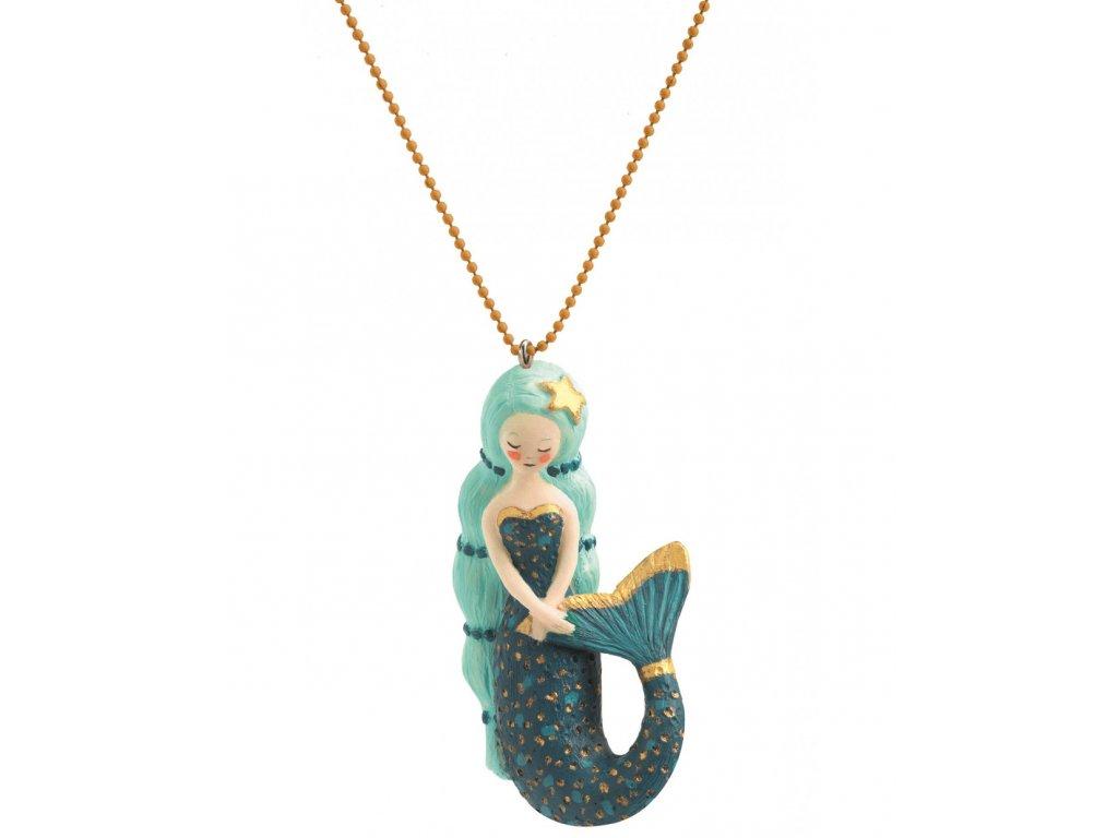 Kouzelný talisman Mořská pana
