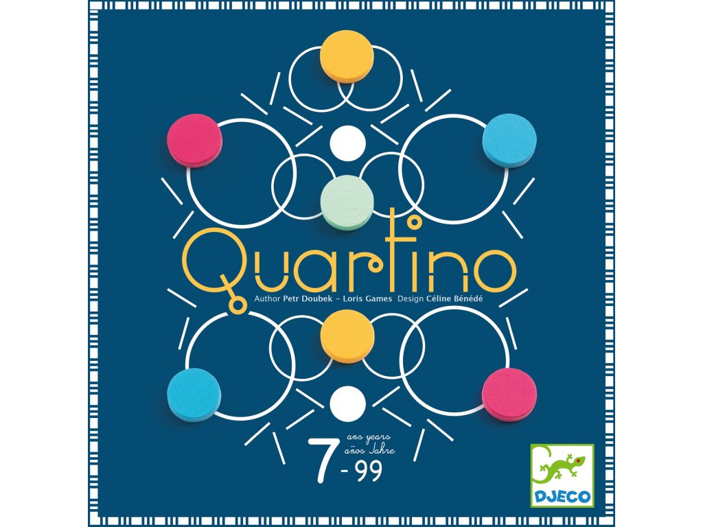 DJECO Quartino
