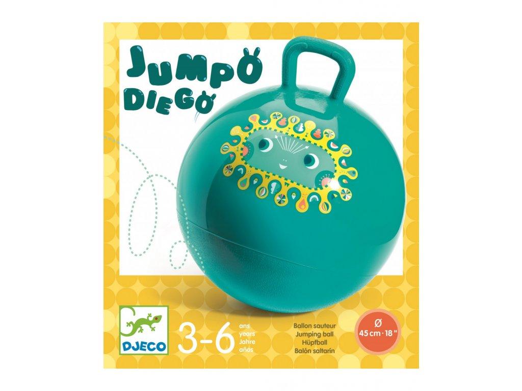 DJECO Skákací míč Diego