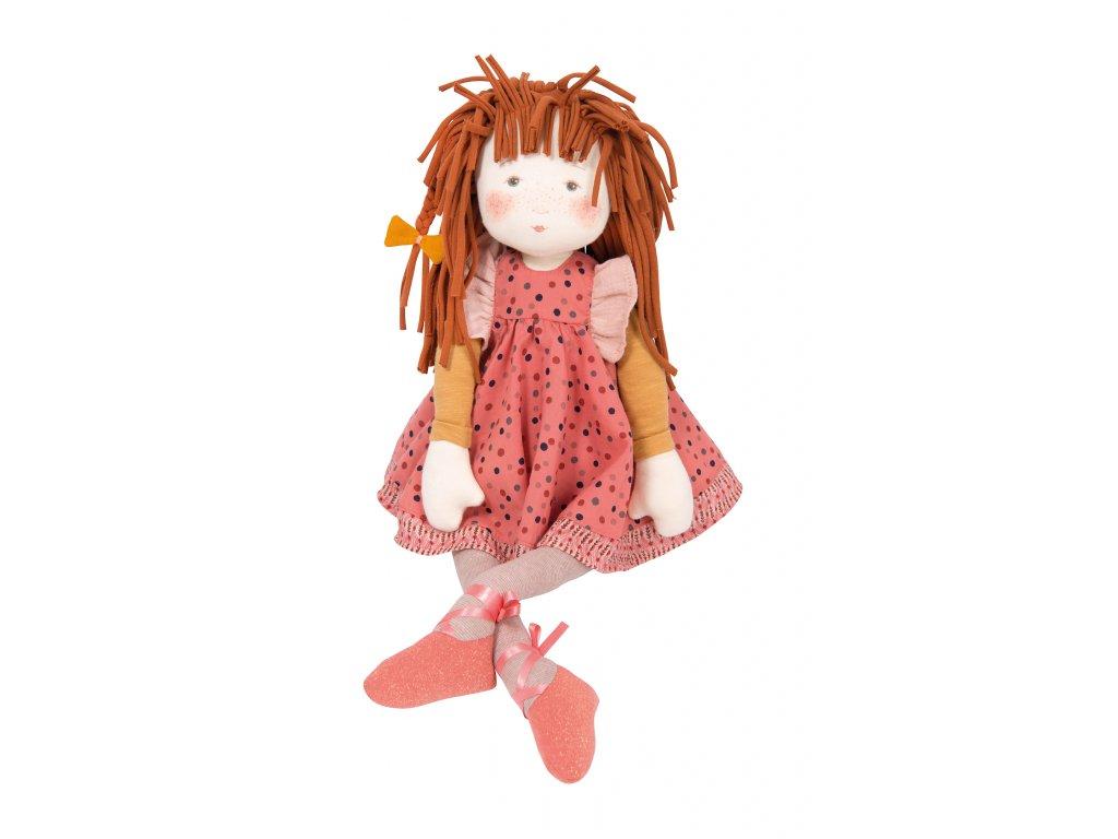 Velká zrzavá panenka