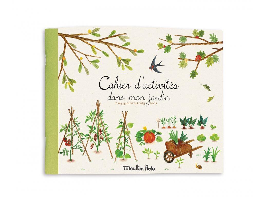 Kniha pro malého zahradníka