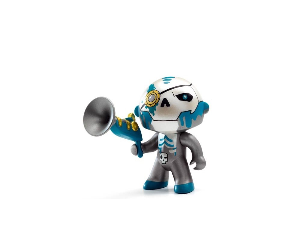 DJ06726 19 LRG Artic Osfer Limited Edition Arty Toy by Djeco