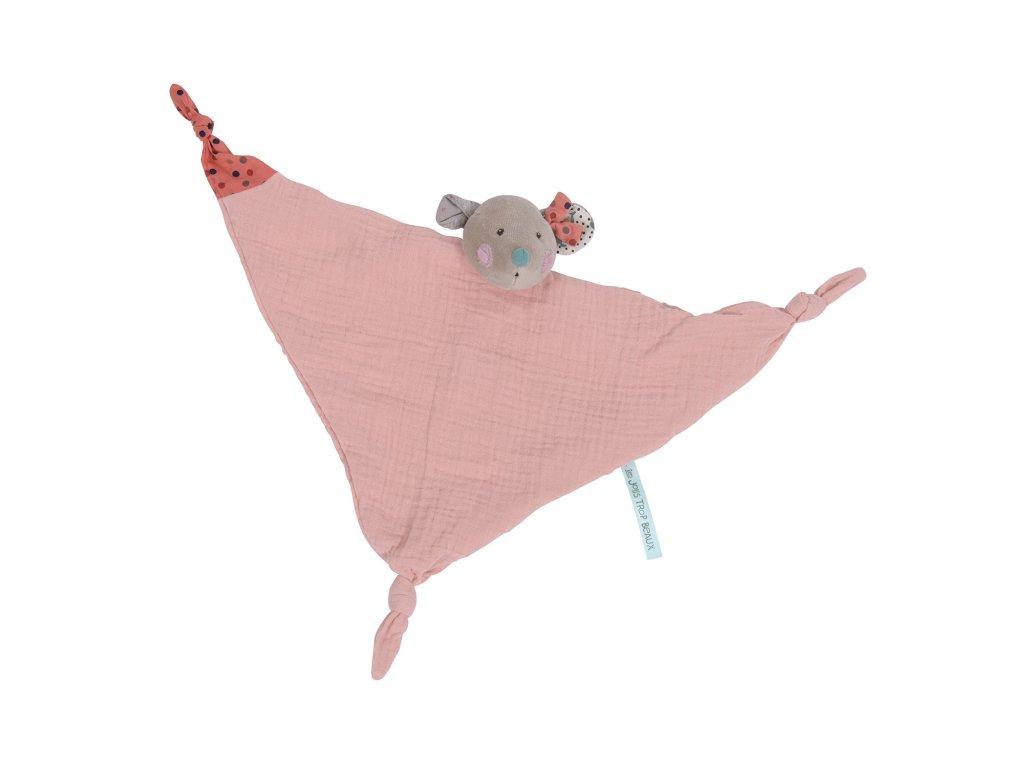 MOULIN ROTY Látkový myšičkový ubrousek