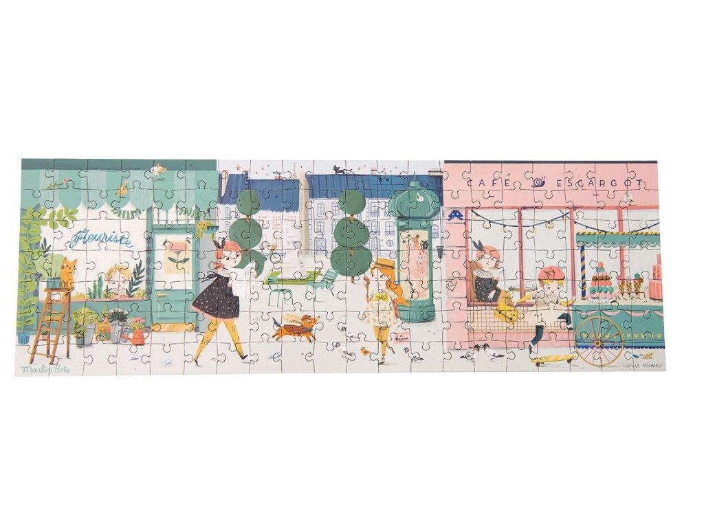 Puzzle Moulin Roty Promenáda