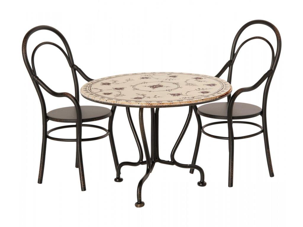 MAILEG Jídelní stůl s židlemi