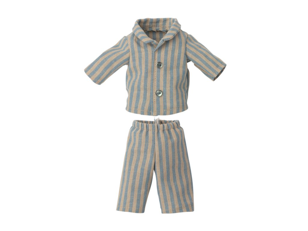 Maileg Pyžamo pro Teddy Juniora