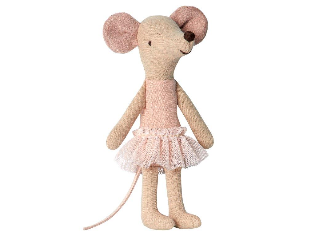 Maileg Myška baletka - velká sestra
