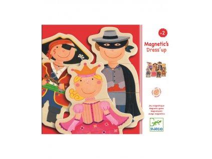 DJECO Magnety Karneval