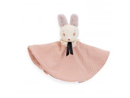 Doudou souris rose Apres la pluie Moulin Roty 715015