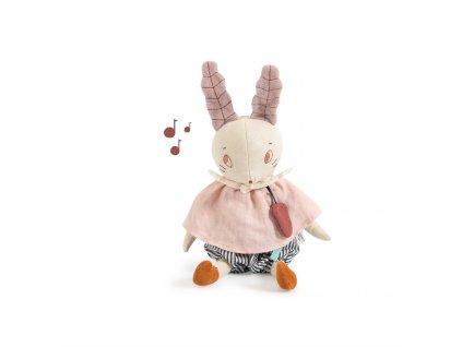 MOULIN ROTY Hrací králíček